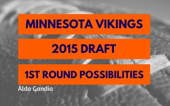 NFL Draft 2015 – Vikings Round 1 Options