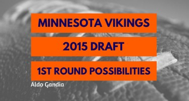 NFL Draft 2015 – Vikings Round 1 Options