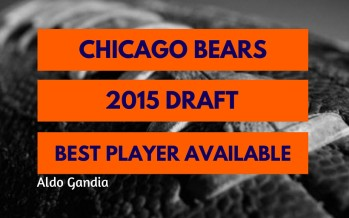 NFL Draft 2015: Bears Round 1 Options