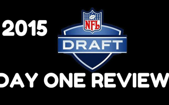 NFL Draft 2015 – Day 1 Review