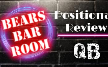 Bears Barroom Radio: Reviewing the Quarterbacks