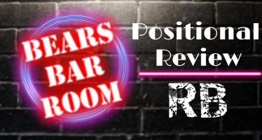 Bears Barroom Radio: Reviewing the Running Backs