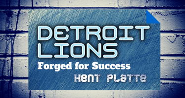 Detroit Lions Forging For Success in 2016