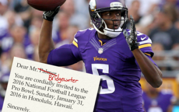 Teddy Gets The Pro Bowl Call…No, Really!