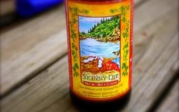 New Belgium's Skinny Dip Beer Is A Keeper