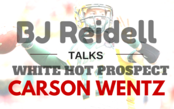 NFL Draft: Who is NDSU QB Carson Wentz?