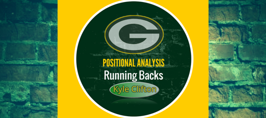 2015 Packers Running Back Analysis