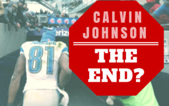 Calvin Johnson Channels Barry Sanders