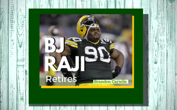 BJ Raji Retires (Sort Of)