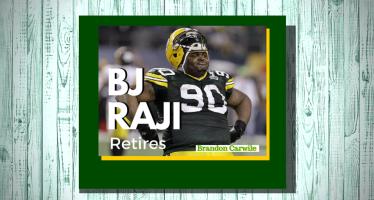 BJ Raji Retires (Sort Of)