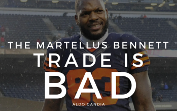 Martellus Bennett Trade Is Bad For Bears