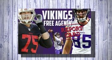 Minnesota Vikings Free Agency Report Card