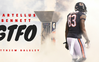 Martellus Bennett Trade is Good (A Rebuttal)