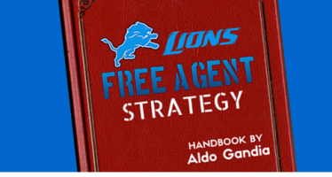 Bob Quinn and his Free Agent Strategy