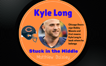 The Acquistion of Bobby Massie Rejuvenates Kyle Long