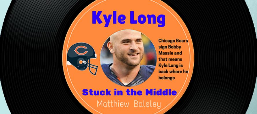 The Acquistion of Bobby Massie Rejuvenates Kyle Long