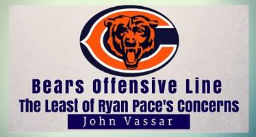 Bears Offensive Line Among League's Best?