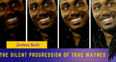 The Silent Progression of Trae Waynes