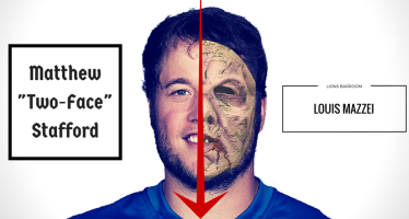 "Matthew ""Two Face"" Stafford: 2015 Edition"