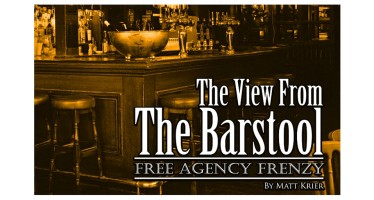Vikings Free Agency – The View From The Barstool