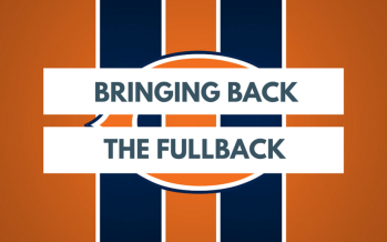 Dowell Loggains Bringing Back The Bears Fullback