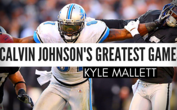 Greatest Calvin Johnson Games