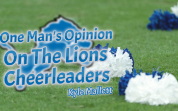 Good or Bad? Lions Cheerleaders