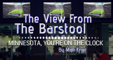 The View From The Barstool: On The Clock