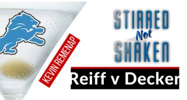 Decker vs Reiff: OTAs 2016