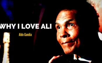 Why I Love Muhammad Ali