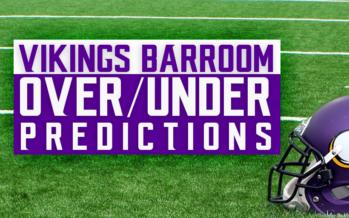 Over/Under: Vikings Quarterbacks