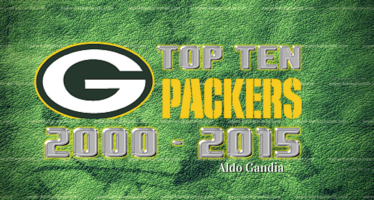 TOP TEN GREEN BAY PACKERS: 2000 – 2015