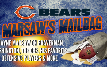Marsaw's Mailbag – Daniel Braverman, Defensive Backs & Much More