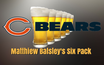 Drinking Points: Bears 1st Preseason Game