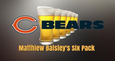 Drinking Points: Bears 1st Preseason Game