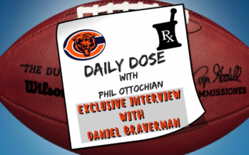 Daily Dose: EXCLUSIVE INTERVIEW WITH DANIEL BRAVERMAN