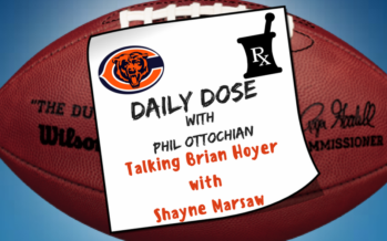 Chicago Bears Daily Dose: A Back Up Plan