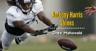 Vikings Training Camp Day 6: Anthony Harris continues to shine