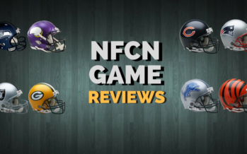 NFC North Game Reviews