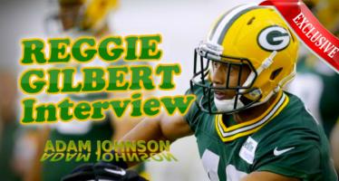 Exclusive Interview: Green Bay Packers Linebacker Reggie Gilbert