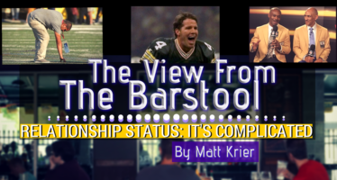 The View From The Barstool: Relationship Status? It's Complicated