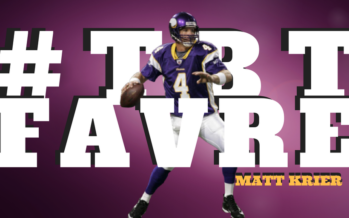Vikings #TBT: The Gunslinger Comes To Town
