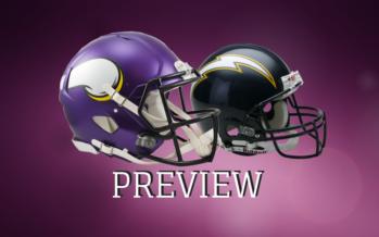 Minnesota Vikings vs. San Diego Chargers — Preseason Week 3 Preview
