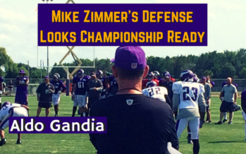 Minnesota Vikings Training Camp – Defense Is Championship Ready