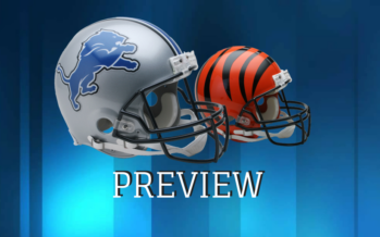 Detroit Lions vs. Cincinnati Bengals Preview