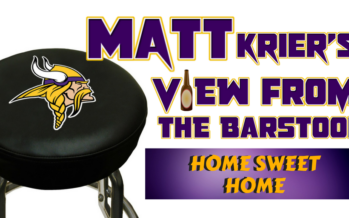 View From The Barstool:  Home Sweet Home – US Bank Stadium