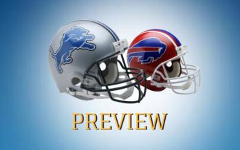 Detroit Lions vs Buffalo Bills Preseason Game Preview