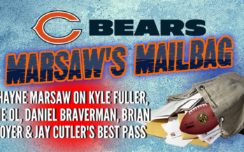 Marsaw's Mailbag – Brian Hoyer, Jonathan Bullard & Jay Cutler's Greatest Pass