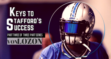 Part Three – Keys To Stafford's Success: Marvin Jones
