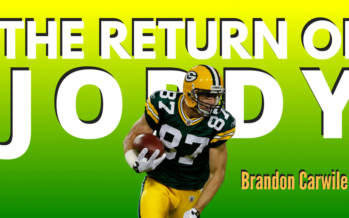 The Return of Jordy Nelson and New Expectations